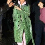 Rihanna Was Seen Out in New York 01/10/2017-2