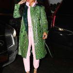 Rihanna Was Seen Out in New York 01/10/2017-4