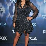 Sanaa Lathan at the FOX All-Star Party During the 2017 Winter TCA Tour in Pasadena 01/11/2017-2