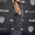 Vanessa Hudgens at the 18th Annual InStyle Post-Golden Globes Party in Beverly Hills 01/08/2017-2