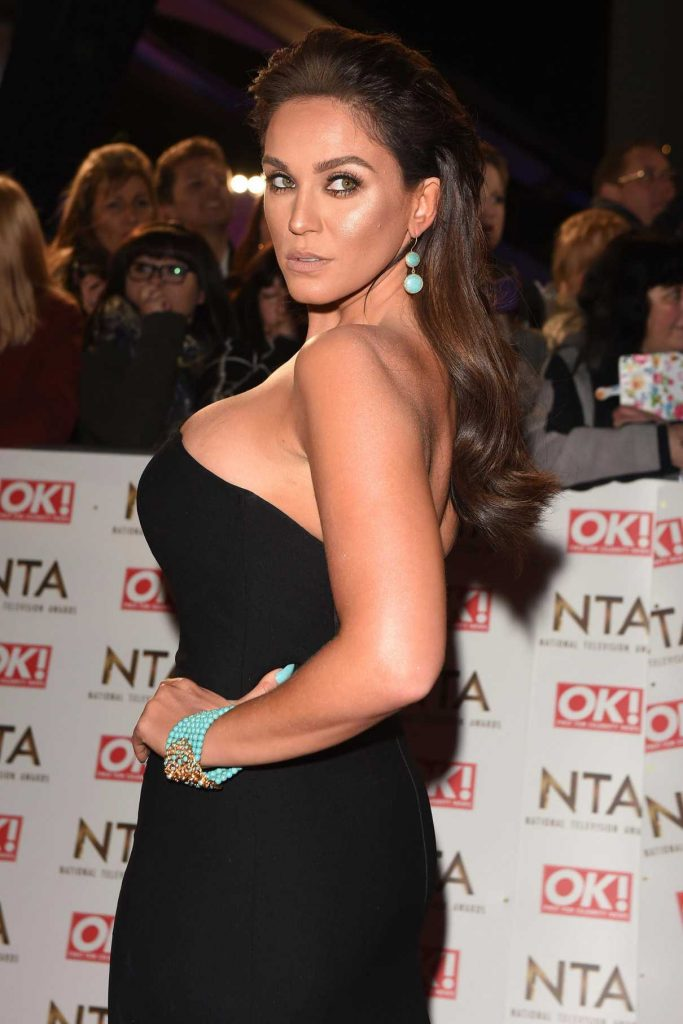 Vicky Pattison at the National Television Awards in London 01/25/2017-2