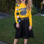 Ella Eyre at the Marcus Lupfer Presentation During the London Fashion Week 02/18/2017-2