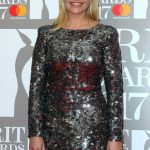 Holly Willoughby at the Brit Awards at O2 Arena in London 02/22/2017-5