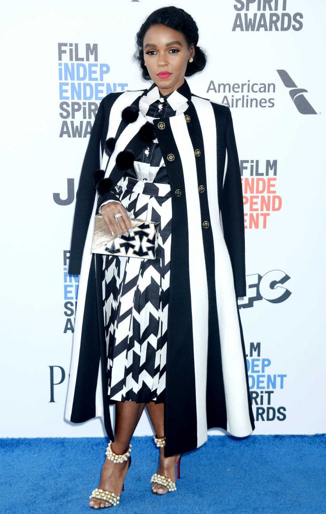 Janelle Monae at the 32nd Film Independent Spirit Awards in Santa Monica 02/25/2017-1