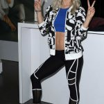 Julianne Hough at the Project Womens MPG Sport Booth in Las Vegas 02/22/2017-3