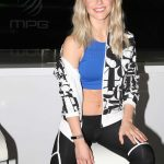 Julianne Hough at the Project Womens MPG Sport Booth in Las Vegas 02/22/2017-4