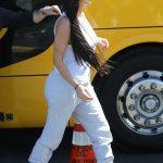 Kim Kardashian Was Seen at Airport in Costa Rica 01/30/2017-2
