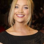 Laura Whitmore at the 2017 WhatsOnStage Awards Concert Awards in London 02/19/2017-5