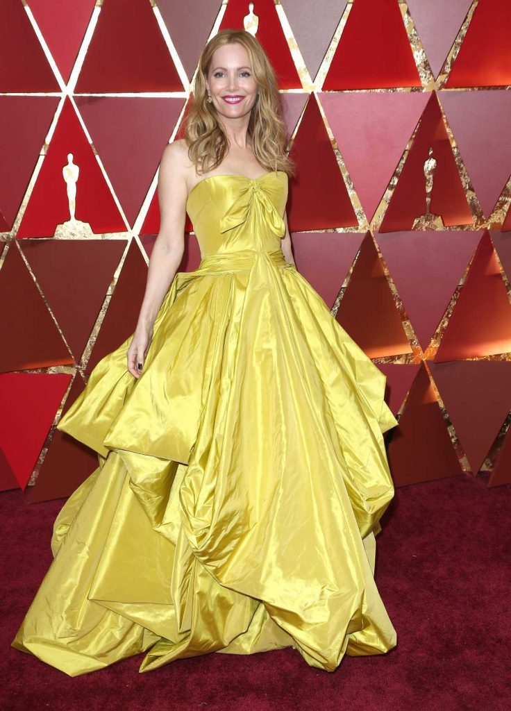 Leslie Mann at the the 89th Annual Academy Awards in Hollywood 02/26/2017-1