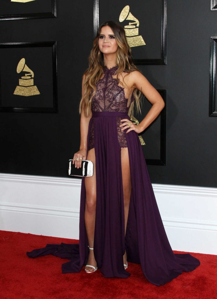 Maren Morris at the 59th Grammy Awards in Los Angeles 02/12/2017-1