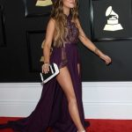 Maren Morris at the 59th Grammy Awards in Los Angeles 02/12/2017-4