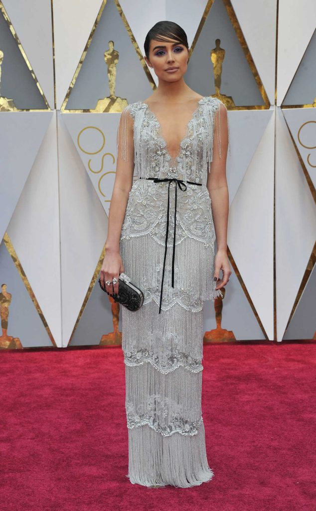 Olivia Culpo at the the 89th Annual Academy Awards in Hollywood 02/26/2017-1