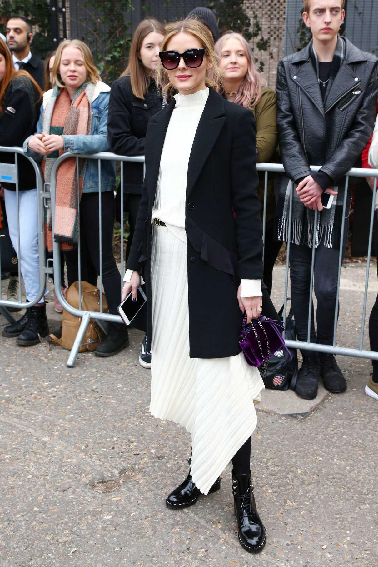 Olivia palermo london fashion week 38