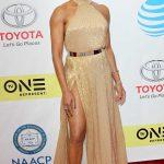 Regina King at the 48th NAACP Image Awards in Pasadena 02/11/2017
