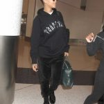 Rihanna Arrives at LAX Airport in Los Angeles 02/08/2017-2