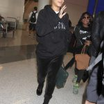 Rihanna Arrives at LAX Airport in Los Angeles 02/08/2017-3