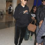 Rihanna Arrives at LAX Airport in Los Angeles 02/08/2017-4