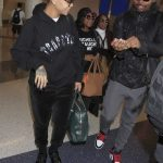 Rihanna Arrives at LAX Airport in Los Angeles 02/08/2017-5