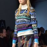 Romee Strijd at the Missoni Show During the Milan Fashion Week 02/25/2017-3
