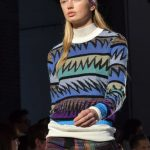 Romee Strijd at the Missoni Show During the Milan Fashion Week 02/25/2017-4