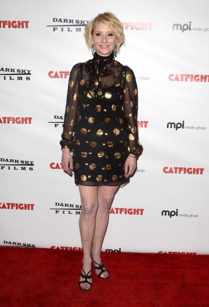 Anne Heche at the Catfight Premiere in Los Angeles 03/02/2017-1