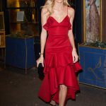 Devon Windsor Attends the V Magazine Party in Paris 03/07/2017-5