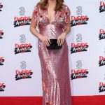 Jodie Comer at the Three Empire Awards at Roundhouse in London 03/19/2017