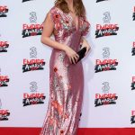 Jodie Comer at the Three Empire Awards at Roundhouse in London 03/19/2017-2