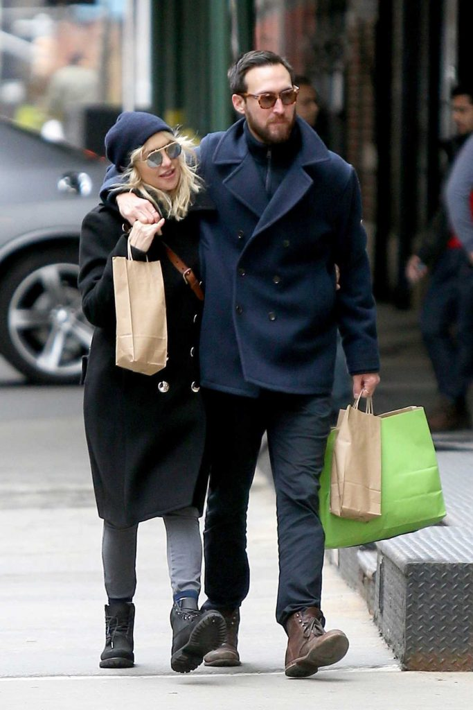 Kate Hudson Was Seen Out in New York 03/26/2017-1