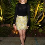 Kate Mara at the H&M Conscious Exclusive Collection Dinner in Los Angeles 03/28/2017-2
