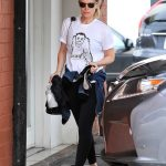 Kate Mara Gets in a Workout in West Hollywood 03/10/2017-2