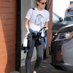 Kate Mara Gets in a Workout in West Hollywood 03/10/2017-3
