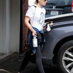Kate Mara Gets in a Workout in West Hollywood 03/10/2017-4