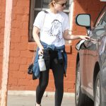 Kate Mara Gets in a Workout in West Hollywood 03/10/2017-5