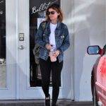 Kate Mara Leaves the Gym in West Hollywood 03/23/2017-2