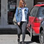 Kate Mara Leaves the Gym in West Hollywood 03/23/2017-3