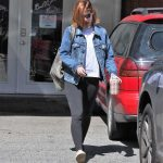 Kate Mara Leaves the Gym in West Hollywood 03/23/2017-4