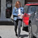 Kate Mara Leaves the Gym in West Hollywood 03/23/2017-5