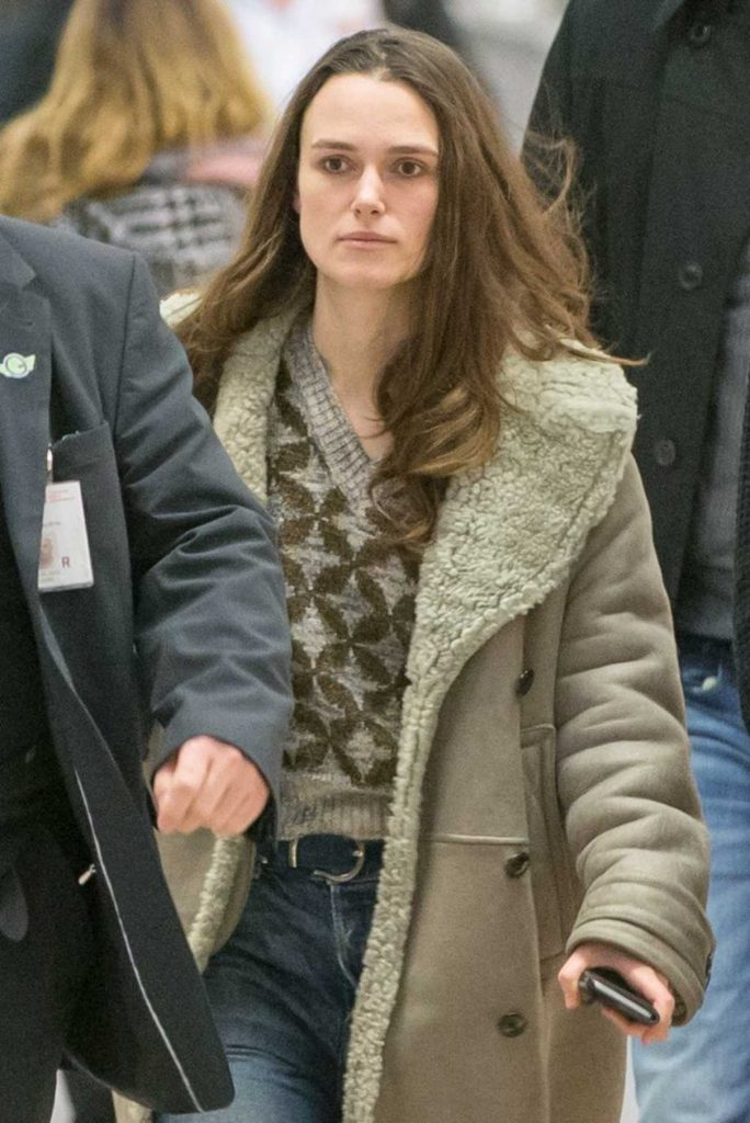 Keira Knightley Was Seen in Berlin Tegel Airport 03/03/2017-1