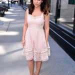 Lacey Chabert Arrives at the AOL Build Speaker Series in New York 03/29/2017-3