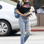 Miley Cyrus Leaves Ollo Restaurant in Malibu 03/19/2017-4