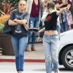 Miley Cyrus Leaves Ollo Restaurant in Malibu 03/19/2017-5