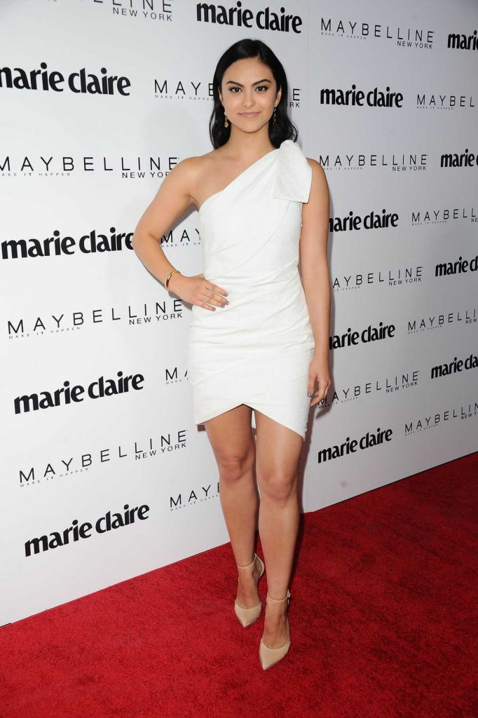 Camila Mendes at the Marie Claire Celebrates Fresh Faces Event in Los Angeles 04/21/2017-1