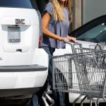 Denise Richards Goes Grocers Shopping in Malibu 04/10/2017