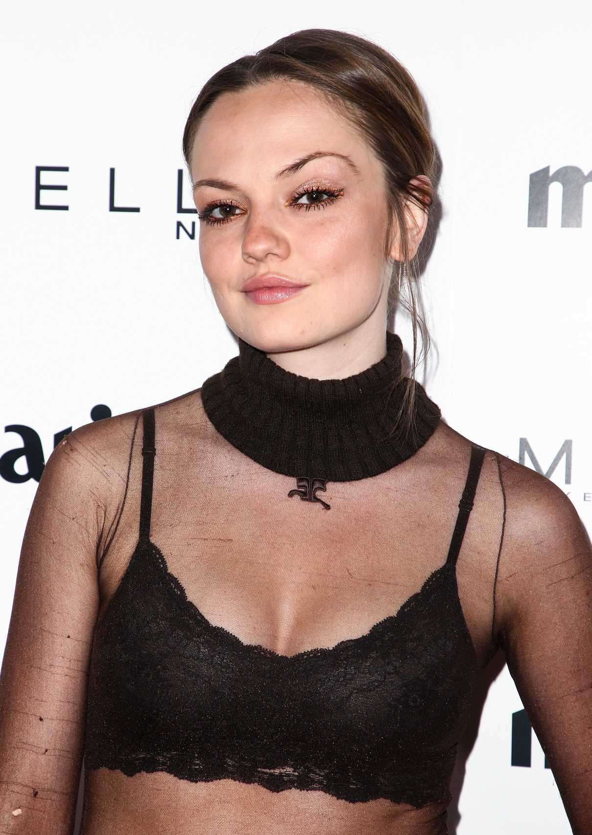 Emily Meade at the Marie Claire Celebrates Fresh Faces Event in Los Angeles 04/21/2017-5