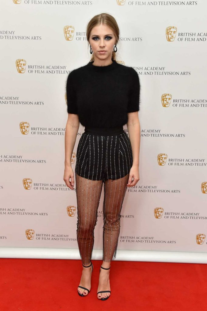 Hermione Corfield at the British Academy Television Craft Awards in London 04/23/2017-1