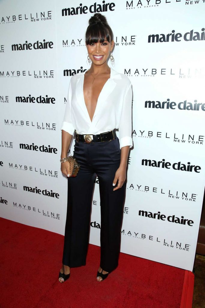 Ilfenesh Hadera at the Marie Claire Celebrates Fresh Faces Event in Los Angeles 04/21/2017-1