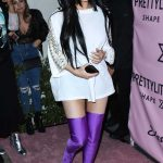 Kylie Jenner at the PrettyLittleThing x Stassie Launch Party in Los Angeles 04/11/2017-3
