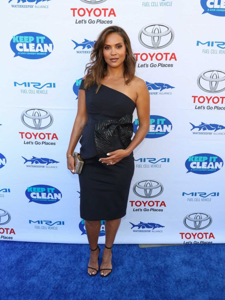 Lesley-Ann Brandt at the Keep it Clean Event in Los Angeles 04/21/2017-1