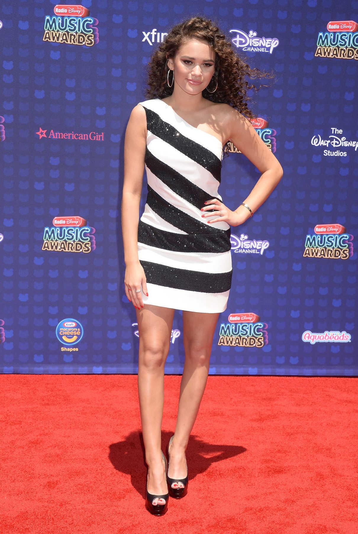Madison Pettis at the 2017 Radio Disney Music Awards in Los Angeles 04/29/2017-2